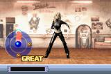 Britney's Dance Beat Game Boy Advance Practice mode