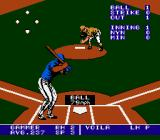 Bo Jackson Baseball NES … and it was a ball. This is accompanied by audio saying 'Ball'.