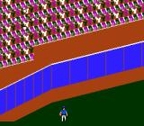 Bo Jackson Baseball NES A home run (the ball is in that crowd somewhere).