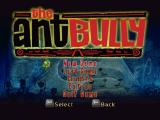 The Ant Bully Windows Title screen