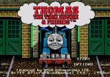 Thomas the Tank Engine & Friends Genesis Title screen