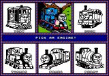 Thomas the Tank Engine & Friends Genesis Choose one of the locomotives.