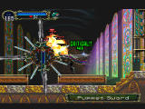 Castlevania: Symphony of the Night PlayStation Furious combat!