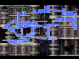 Castlevania: Symphony of the Night PlayStation Castle map