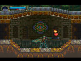 Castlevania: Symphony of the Night PlayStation In classic Castlevania behaviour all sorts of items and junk can be found by smashing torches and light sources.
