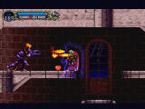 Castlevania: Symphony of the Night PlayStation Using magic to avoid attacks...