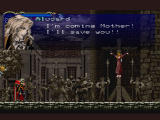 Castlevania: Symphony of the Night PlayStation Mommy issues...