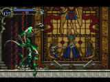 "Castlevania: Symphony of the Night PlayStation ""Die monster! You don't belong in this world!"""