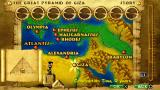 7 Wonders of the Ancient World PSP World map in story mode
