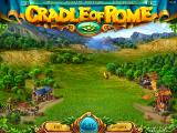 Cradle of Rome Windows Title screen