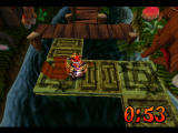 Crash Bandicoot 2: Cortex Strikes Back PlayStation Checkpoint reached.