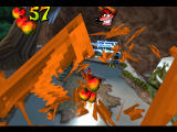 Crash Bandicoot 2: Cortex Strikes Back PlayStation Destroy those boxes!