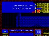 Saboteur ZX Spectrum I was killed.