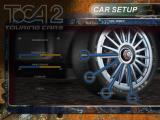 TOCA 2: Touring Car Challenge Windows Change the car settings here.
