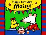 Happy Birthday, Maisy! Windows Title screen