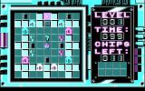 Chip's Challenge DOS Level 1 (CGA)