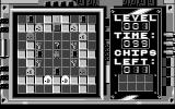 Chip's Challenge DOS Level 1 (Hercules)