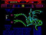 Myth: History in the Making ZX Spectrum Three headed Hydra vs one headed man.