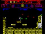 Myth: History in the Making ZX Spectrum Battle with the god Odin in his own castle.