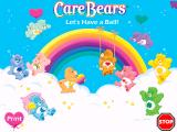 Care Bears: Let's Have a Ball! Windows Title screen and home page