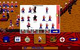 Rorke's Drift DOS Command mode allows you to change the actions of every individual soldier