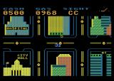 New York City Atari 8-bit Driving in the city.