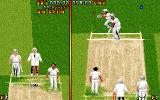 Ian Botham's Cricket DOS Trying to catch the ball bowled by bowler...