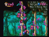 Rayman Jaguar Vines help Rayman out of tough situations.