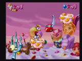Rayman Jaguar Mr. Dark's Candy Chateau