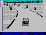 Turbo Cup ZX Spectrum Cornering
