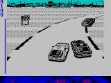 Turbo Cup ZX Spectrum A bit too close here