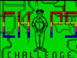 Chip's Challenge ZX Spectrum Title screen