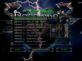Star Defender II Windows Level Selection