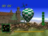 Kaze no NOTAM - NOTAM of Wind PlayStation Drafty Valley: a Western castle.