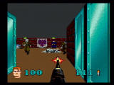Wolfenstein 3D Jaguar Mutants EVERYWHERE