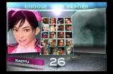 Tekken 4 PlayStation 2 Choose your fighter.