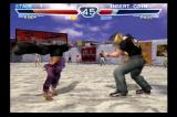 Tekken 4 PlayStation 2 It's the same old Eddy alright, fighting in his typical breakdance fashion.
