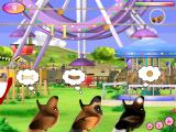 I Love Puppies! Windows The Dogs' Fairground: Drop the right item into the right dog. Stars are bonuses.