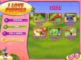 I Love Puppies! Windows Care game selection
