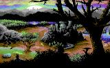 Greystorm Commodore 64 Level select screen