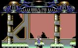 Greystorm Commodore 64 Level 4 - Techno City