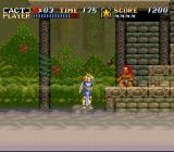 ActRaiser SNES Jungle stage
