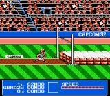 Gold Medal Challenge '92 NES The High Jump. Pick the right spot to jump.