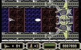 Enforcer: Fullmetal Megablaster Commodore 64 The second boss
