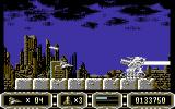 Enforcer: Fullmetal Megablaster Commodore 64 These cannons can take a lot of hits