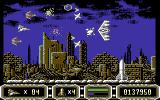 Enforcer: Fullmetal Megablaster Commodore 64 Options are very helpful