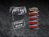 R.I.P.: Strike Back Windows Main Menu.