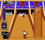 Championship Bowling NES Good angle, good speed and …