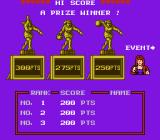 Championship Bowling NES But not good enough to get on the high score or win a trophy.