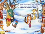 Winnie the Pooh and Tigger Too Windows Everybody bounces like Tigger!